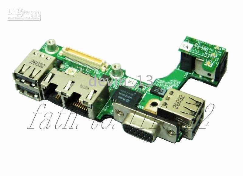 Wholesale Dc Power Jack Usb Board - Dell Inspiron E1405 640m M140 DC Power Jack USB Board 48.4E202.011 48.4E202.01A
