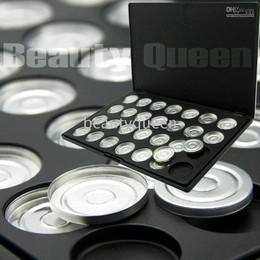 Wholesale Empty Magnetic Palette Pans - Wholesale - NEW 28 Pcs Piece 26mm empty eyeshadow palette with pans Size * NO Magnetic * + Free Ship