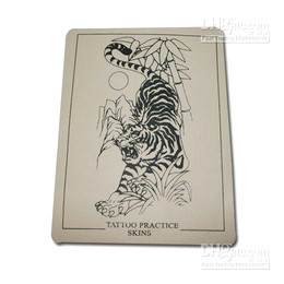 "Special  8"" x 6""Tattoo Accessories Tattoo Practice Skin Fake Skins For Beginners Tattoo Supply Kits"