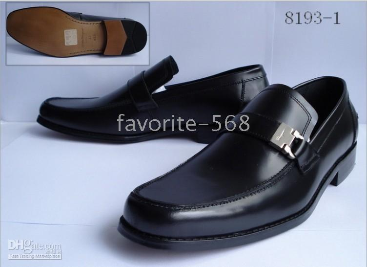 Salvatore Ferragamo !fashion Men's Dress Leather Shoes Mens Boots Shoe From  Favorite 568, $80.45| Dhgate.Com
