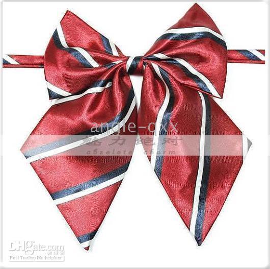 Wholesale Hot Pink Cravat - bow tie hot sell bowknot Women's Accessories business tie cravat bow ties multi-colors 50pcs lot W52