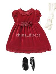 Wholesale Nice One Piece Dresses - Girls Dress Summer Skirts dresses Overalls one-piece DRESS Skirts 12 pcs lot mixed nice