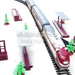 Trem elétrico longo do trem da órbita Trem elétrico longo do trem do trem 9.4m de Fornecedores de amarelo de brinquedo de ônibus