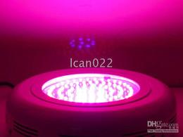 светодиодные наборы для сада Скидка Оптово-настоящий завод Новый 90W светодиодный завод НЛО Гидропонная лампа Grow Light all red 660NM