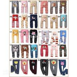 Wholesale Busha Pants Baby Legging - baby leggings infant legging 30 designs pp pants baby pants pp pant new born pants BUSHA 144pcs lot