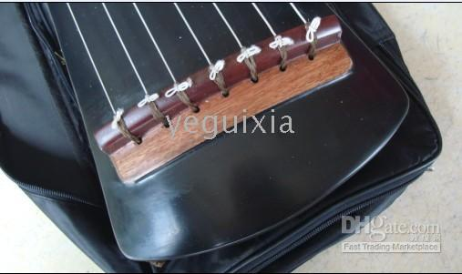 best selling Wonderful Chinese Exquisite 7 Strings Old GuQin
