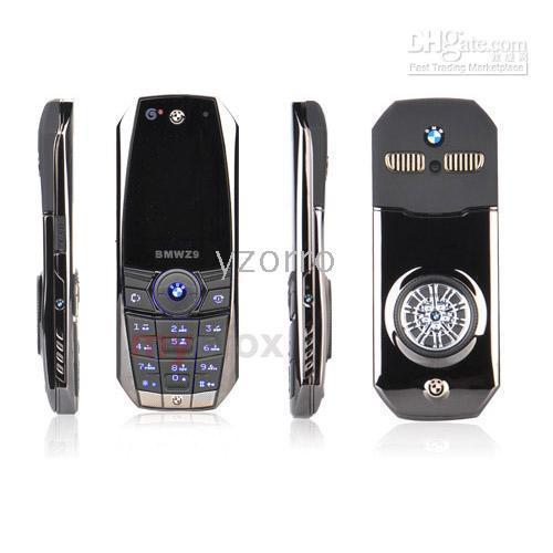 Bmw Z9: Best Bmw Z9 Luxury Cell Phone Jincheng Quad Band Unloced