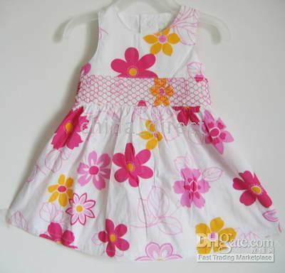 Girls cotton Summer Dress Suits TOP SHORTS Shirt Overalls one-piece DRESS Skirts 23 pcs/lot nic