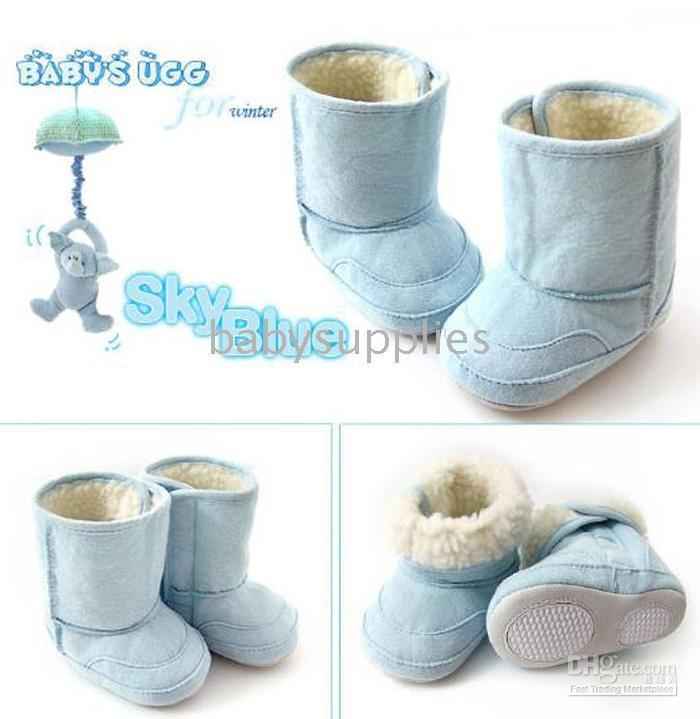 pink baby girl winter boots 2019 - kids shoes wholesale Korean children's snow boots shoes baby shoes toddler blue 12 pair cheap pink baby girl winter