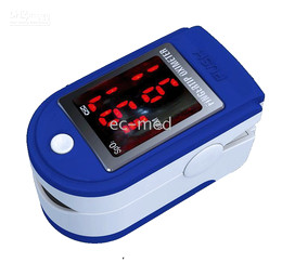 Wholesale Cms Pulse Oximeter - Wholesale - CE FDA approved New Fingertip Pulse Oximeter Oxygen monitor CMS-50DL six color