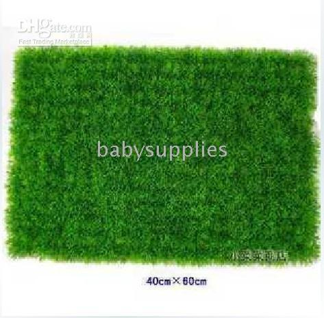 Wholesale Simulation grass artificial turf artificial grass carpet lawn square