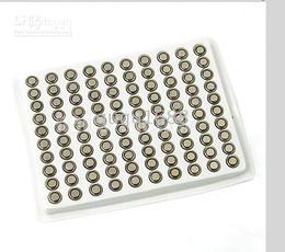 Wholesale Button Cell Batteries Lr41 - 10013 10000PCS 100pcsks 1lots AG3 LR41 SR41 392 192 LR736 384 Button Cell Battery