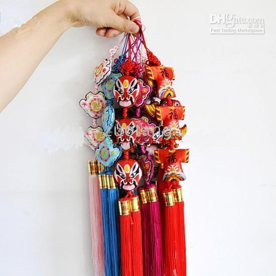 Wholesale Cheap Home Decor China - China Car Hanging Ornaments Accessories Cheap Wedding Party Home Decor Crafts Hanging 30pcs Free