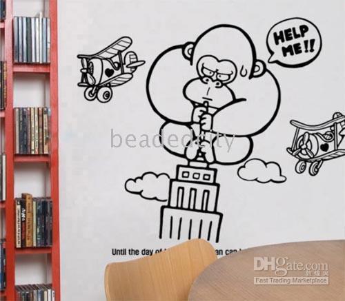 Cheap King Kong Cartoon | Discount Cartoon Beret under ...