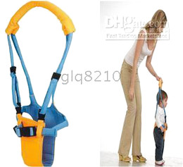 Wholesale Bent Over - HOT!! Baby Toddler Belts With Hand Cradle Style Baby Walkers Do Not Bend Over Brand New 2pcs lot