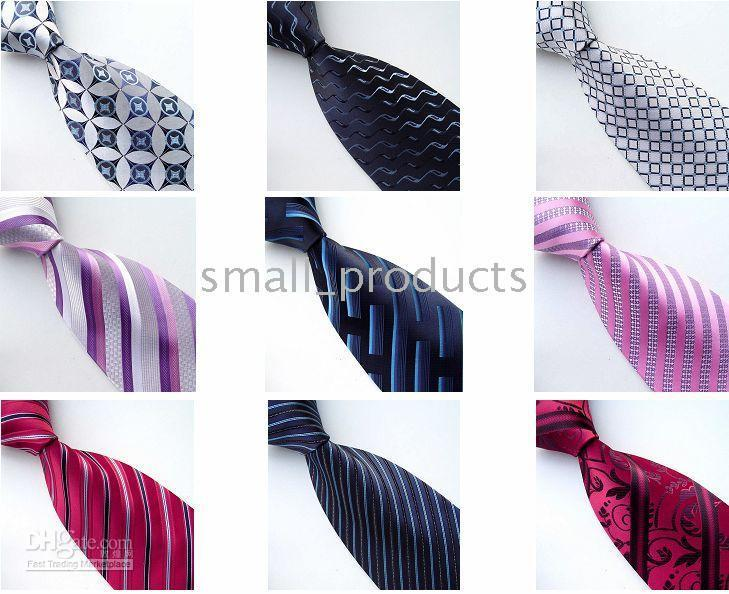 Wholesale Order Neckties - 2015New Arrive- Super Multi Style Noble Mens Imitated Silk Necktie Tie ties Neck TIE mix order