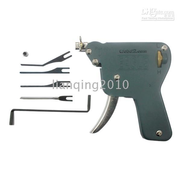 Wholesale Downward Pick - Pick Gun Brockhage Downward European Locks Door locksmith tool