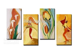 Pinturas a óleo originais modernas on-line-Pinturas a óleo originais de ShiFan Arte abstrata moderna