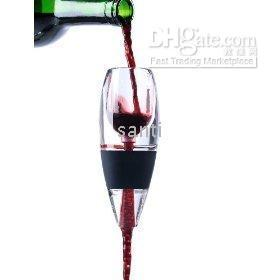 Wholesale Wine Decanter Wholesale - New RED WINE AERATOR Decanter TASTE the DIFFERENCE