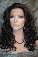 "New Gorgeous 14"" - 26"" #2 Darkest Brown Body Curl Ha..."
