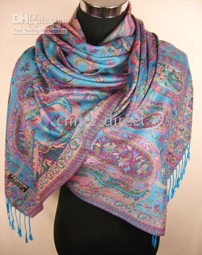 Womens Scarves Red Australia - new plaisey Scarf Shawl ponchos wrap Ladies Womens shawl Scarves 11PCS LOT #1341