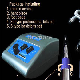Wholesale Electric Nail Drill 12v - 278 - Electric Nail Manicure Pedicure Drill File Tool Kit 12V