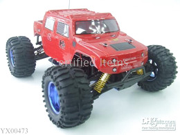 Wholesale Electric Power Car Remote Control - 1:10 Scale RC Truck Electric Power 4WD truck Radio Remote Control car toys