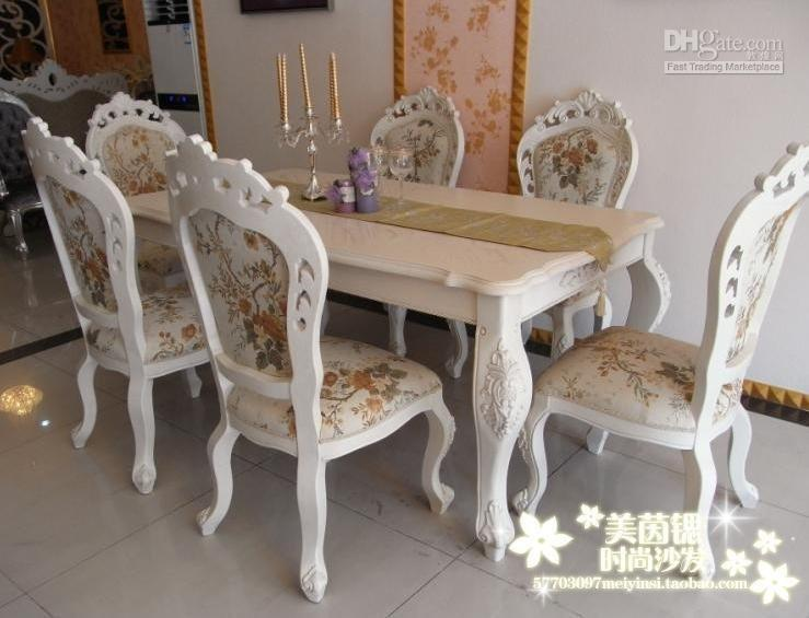 2018 American Furniture Continental Furniture European Style Carved Oak Dining  Table Really Making Dining Table Chairs B803 From Ceo999, $536.03 | Dhgate.