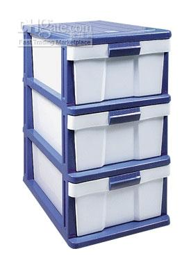 2020 Plastic 4 Layer Storage Drawer Box Plastic Drawer Drawer