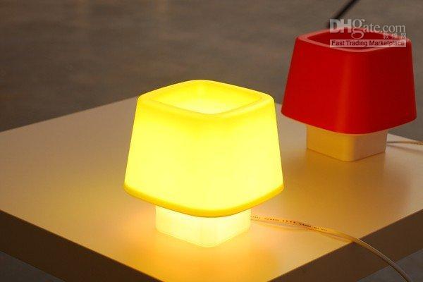 2018 Fun Little Side Table Lamp / Bedside Lamp Bedroom / Storage ...