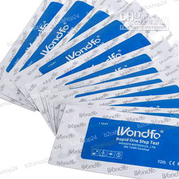 Wholesale 12X Accurate Home Early Pregnancy hCG Test Strips