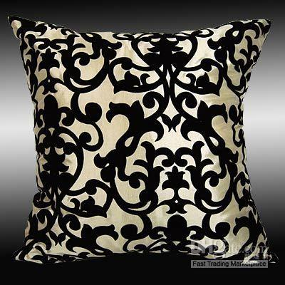 2 beige taffeta bed sofa pillow case cushion covers 17 outdoor cushions 24x24 cushions for lounge chairs from dhgatecom