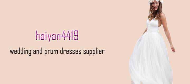 10219e3cbbf4 fabbrica di eventi professionali per matrimoni Abito su misuraDaHaiyan4419  nuziale