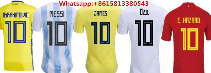 Vendeur chinois de Ligue Espagnole De Football Jersey Équipe ... 3691a3001