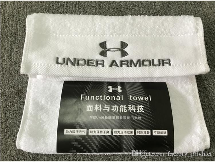 2017 Ua Fitness Towel Cotton Sports Running Under Ice Cooling Towels Armour  Armor Outdoors Hiking Gym Yoya Hand Towel Washcloth Christmas Sale From