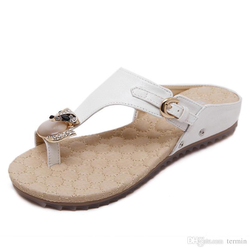 Fashion Leather Sandals