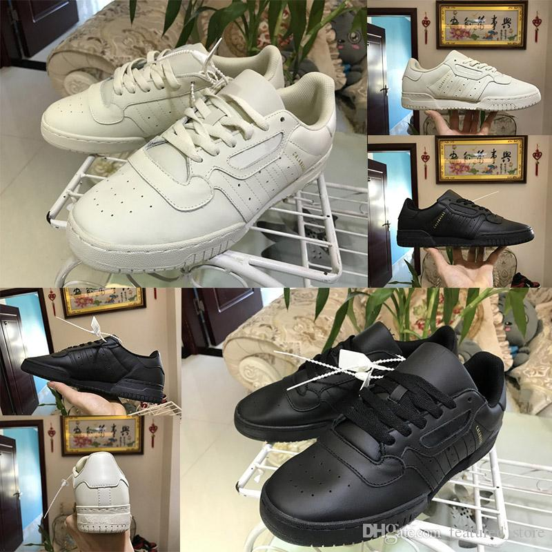 DHGATE.COM. 2018 WHOLESALE KANYE WEST POWERPHASE CALABASAS CORE BLACK MEN  WOMENS CLASSIC TRIPLE BLACK WHITE ... e32d0d0c2