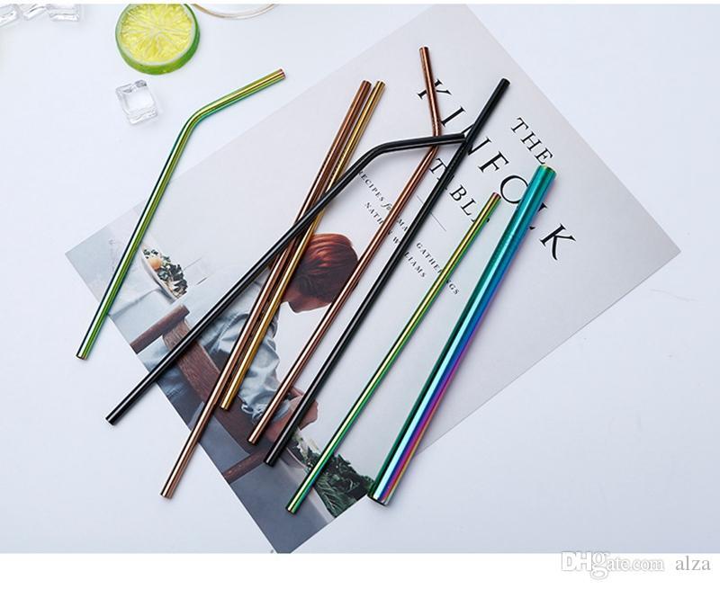 Cheap reusable straws