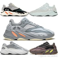97a4ac9e6 Wave 700 Runner Running Shoes Men Women Inertia Mauve Static Salt Geode  Triple Black White Kanye West V2 Designer Sport Sneaker Size 5-11