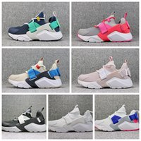 5ad21bc7b71c Hot Top Quality Huarache 5 Running Shoes Women Men Lightweight Huaraches IV  White Black Grey Sneakers Athletic Sports Outdoor Designer Shoes
