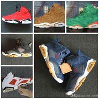 183ec9f1bd37 Gatorade 2019 Denim Nrg 6s Jeans 6 Blue Black Denim White Men Basketball  Shoes Ls   Co. Mens Trainers Zapatos Sneakers