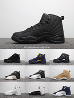 1a34bd27626855 Wholesale new 12s for sale - 12 Men sports sneakers RTR MICHIGAN NRG  MICHIGAN TAXI RELEASE
