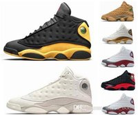c93956f55ec7 2019 Mens 13 13s Phantom Hyper Royal Olive Wheat Gs Bordeaux Dmp Chicago Men  Women Basketball Shoes 13s Sports Sneaker Size 8-13