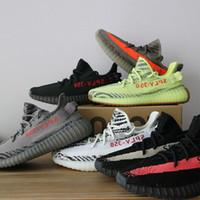 3385faa45 Wholesale new quality best offersa V2 static men butter sesame gray black  women designer men shoes
