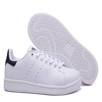 094965c14b67 Smith Casual Shoes Top Quality Walking Train For Men and Women Running  Sneaker Leather Sports Deck Shoes With Box