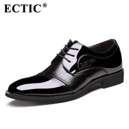 ECTIC Mens Oxfords Dress Shoes Lusso Per Uomini Ufficio Ufficio Uomini  Scarpe Uomo Scarpe Uomo Forme 9905 cddc877e5c31
