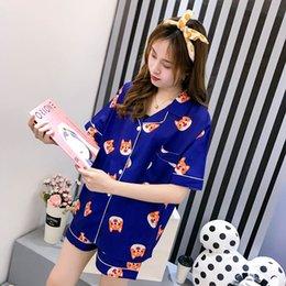 Les femmes japonaises Polaire Mignon Long Pyjamas Nuit Robe Lolita Kawaii Home Sleepwear