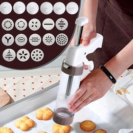 Biscuits Press Maker Kit Biscuits Presse Machine Ustensiles De Cuisson Moules