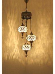 mosaic lamps morrocan decor FREE SHIPPING blow Handmade turkish 15 piece stunning chandelier turkish lamp bohemian lamps ottoman lamps,