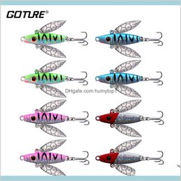 Double Fishing Ryder Hooks Ringed Tackle Tube Fly Bait Lure Pike All Sizes Box